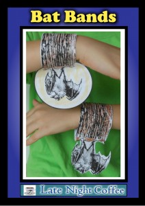Bat Bands Craft