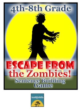 Sentence Building Zombie Game