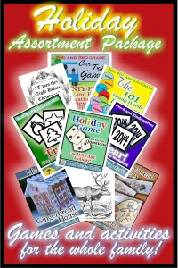 Holiday Games & Activities Package