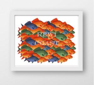 multicolorfishdisplay