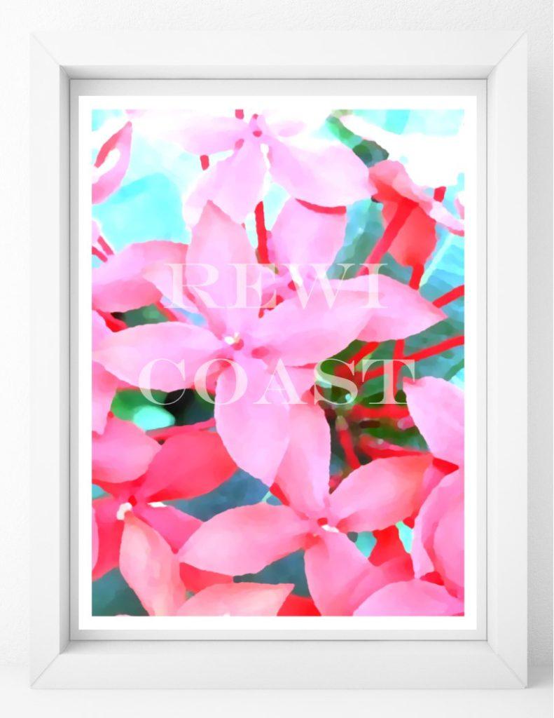 pinkflowersdisplay